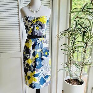 Corey Lynn Calter strapless dress